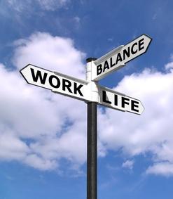 Work-Life-Sign
